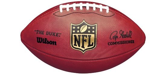 "Wilson® Amerikansk fotboll ""Duke Game Ball"""