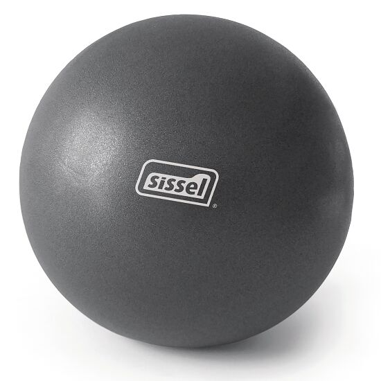 Sissel® Pilates Softboll ø 22 cm, metallic