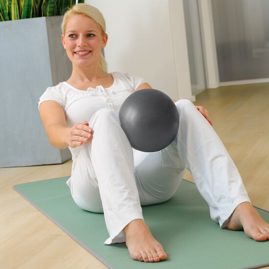 Sissel® Pilates Softboll ø 26 cm, metallic