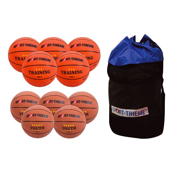 "Sport-Thieme® Basketbollsset ""Jugend"" Juniorer"