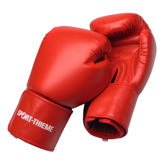 "Sport-Thieme® Boxningshandskar ""Knock-Out"" 10 oz, Röd"