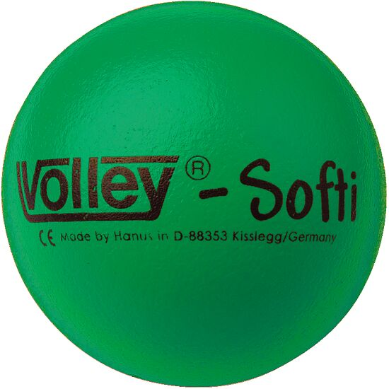 Volley Softi Grön