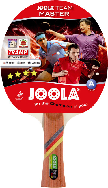 "Bordtennisracket Joola® ""Team Germany Master"""