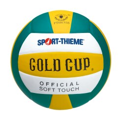 "Sport-Thieme® Volleyboll ""Gold Cup"""