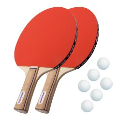 "Bordtennisracket Sport-Thieme ""Paris"" i set"