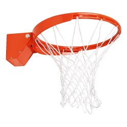 "Sport-Thieme® Fjädrande basketkorg ""Indoor"""