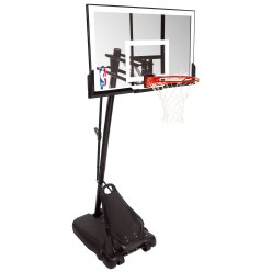 Spalding® Basketenhet  quot NBA Gold Exacta High Lift Portable quot  3bbb598d689b3