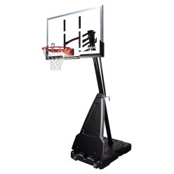 "Spalding® Basketenhet ""NBA Platinum Helix Lift Portable"""