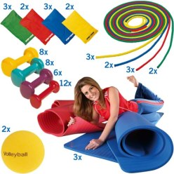 "Sport-Thieme Set ""Fallprevention"""