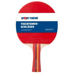 "Sport-Thieme Bordtennisracket ""Competition"""
