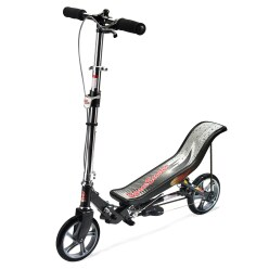 Vippsparkcykel Space Scooter