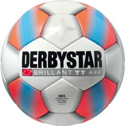 "Derbystar® Fotboll ""Brillant TT Orange"""