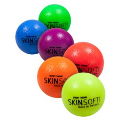 "Sport-Thieme Skin-set ""Softi Neon"""