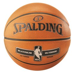 "Spalding Basketboll ""NBA Platinum Outdoor"""