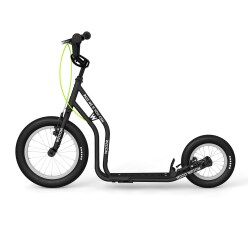 "Yedoo Sparkcykel  ""Wzoom New"" Vit"