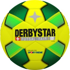 "Derbystar Futsalboll Fairtrade ""Futsal Fair"""
